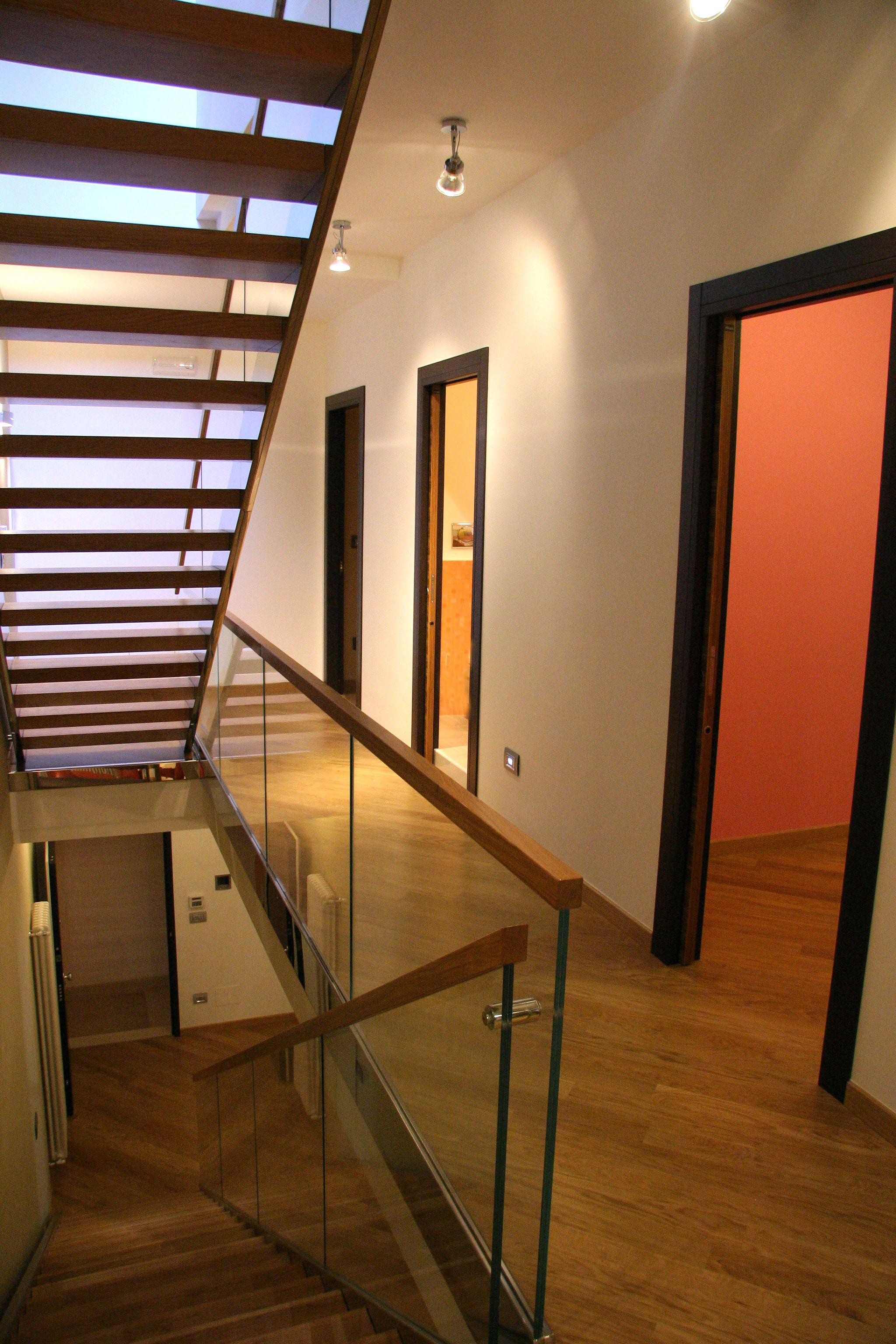 Archilab francesco clori architettocasa su due livelli for Casa a due livelli